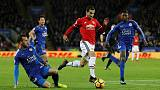 Last-minute goal leaves United further behind at the top