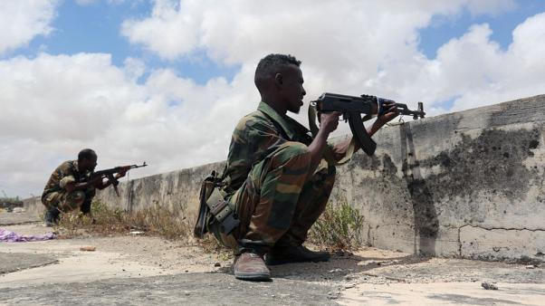 Exclusive - U.S. suspends aid to Somalia's battered military over graft