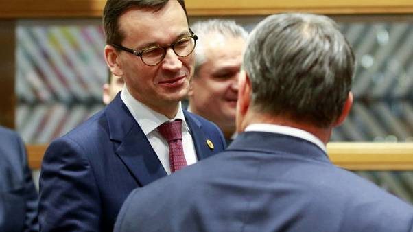 EU Commission to move against Poland next week over rule of law - Polish PM