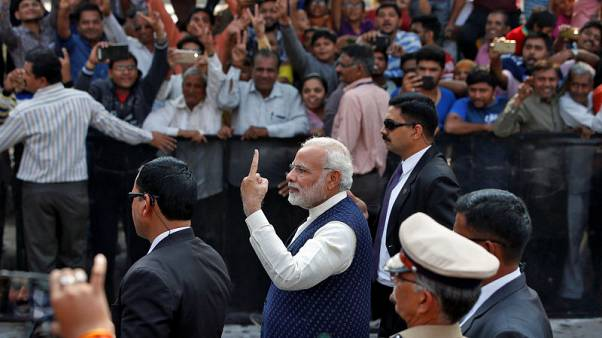 India PM Modi's party seen sweeping state polls in popularity boost
