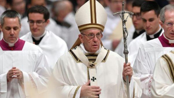 """Noël: une bénédiction """"Urbi et Orbi"""" très attendue après l'appel papal à l'hospitalité"""