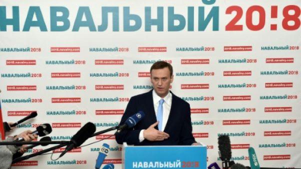 Présidentielle russe : Navalny cherche à imposer sa candidature face à Poutine
