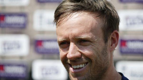 South Africa's de Villiers eyes successful test return