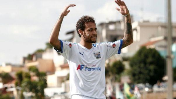 """Ligue des Champions: PSG-Real, """"la finale que tout le monde attendait"""", pour Neymar"""