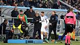 Inter:D'Ambrosio lesione legamento gamba