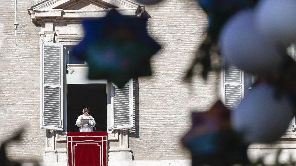Papa prega per Filippine e sequestrati