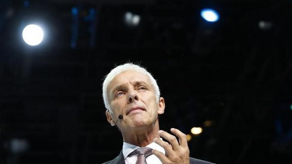 VW may post excellent 2017 results, CEO tells Welt am Sonntag