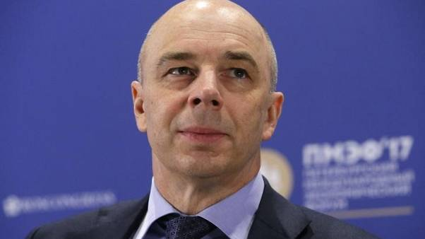 Russian Finance Minister sees economy growing 1.8-2 percent in 2017 - Ifax