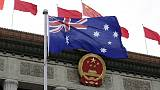 China tells Australia off over South China Sea stance