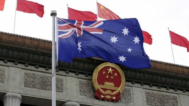 China tells Australia off over South China Sea stance