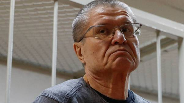 Russian court finds ex-minister Ulyukayev guilty of taking a bribe - judge