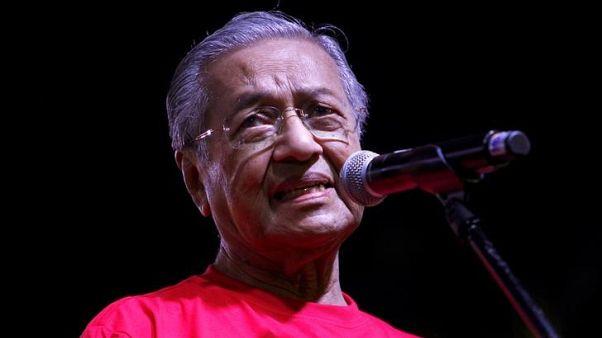 Malaysia's Mahathir calls Trump a 'villain' for Jerusalem plan