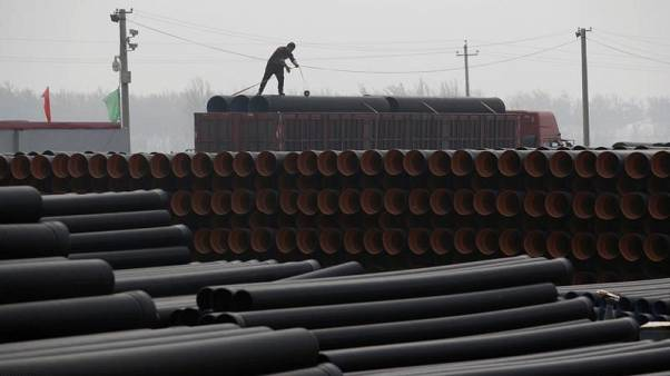 China expects 2018 industrial output to grow around six percent