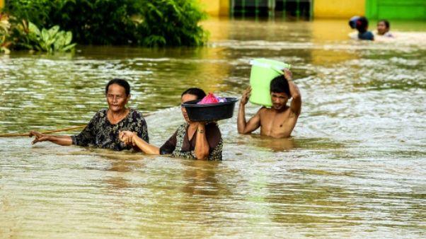 Philippines: la tempête Tembin fait 240 morts