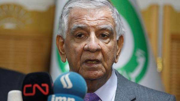الرئيس العراقي يقول إن بلاده تدعم اتفاق بقيادة أوبك لخفض إنتاج النفط