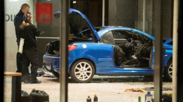 Allemagne: il fonce avec sa voiture contre le siège du SPD