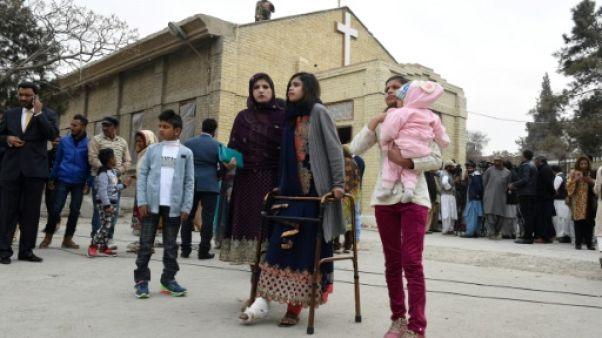 Pakistan: des chrétiens sous haute protection à Quetta après l'attentat de l'EI