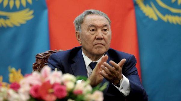 نزارباييف: قازاخستان قد تدمج صندوقين للمعاشات والنفط قيمتهما نحو 80 مليار دولار
