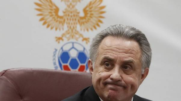Mutko stepping down as Russia Football Union chief