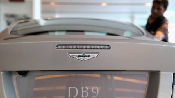 Aston Martin to recall over 5,000 vehicles in U.S. - safety agency