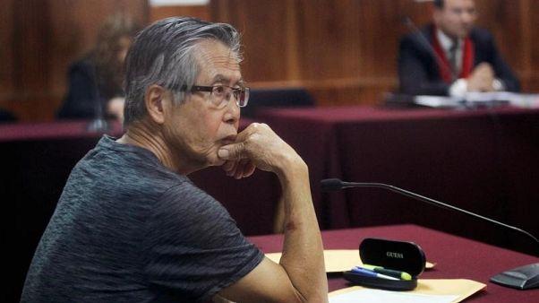 محكمة: رئيس بيرو السابق فوجيموري قد يواجه محاكمة أخرى رغم العفو عنه