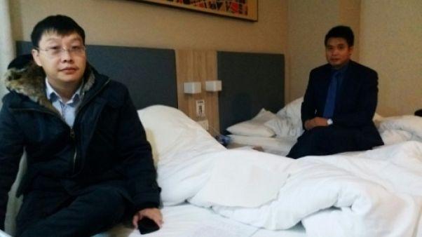 """Chine: un dissident condamné """"pour l'exemple"""" à 8 ans de prison"""