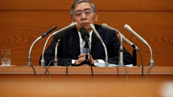 BOJ Kuroda - Must watch for excessive risk-taking in markets