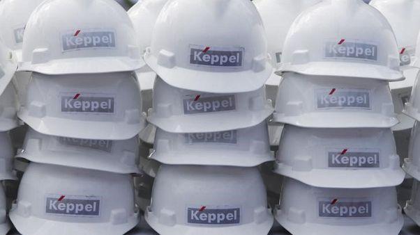 Keppel bribery fine puts spotlight on peer Sembcorp, shares slide