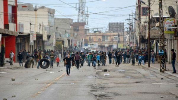 Contestation au Kurdistan d'Irak: des centaines de personnes toujours détenues (députée)