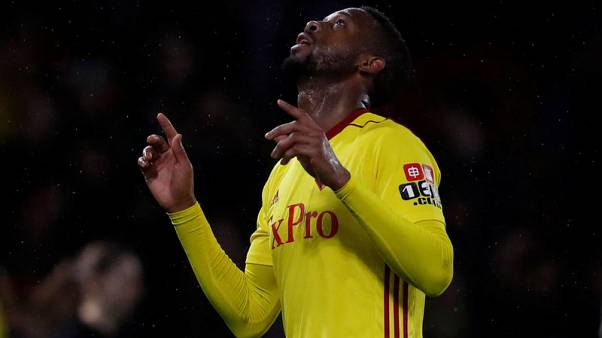 Schemichel own goal gives Watford 2-1 win over Leicester