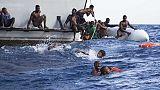 Migranti: partenze di Natale,370 salvati