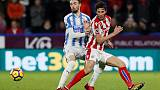 Sobhi earns point for Stoke at Huddersfield