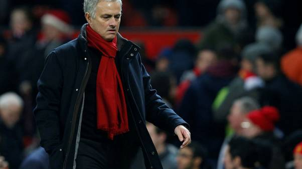 Man United need more investment to become a big team, says Mourinho