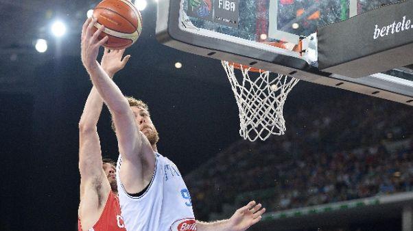 Basket: Eurocup, Torino perde in casa