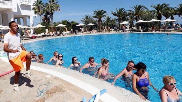 إيرادات السياحة في تونس ترتفع 16.3 بالمئة حتى 20 ديسمبر