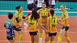 Volley A/1 donne: Conegliano in vetta