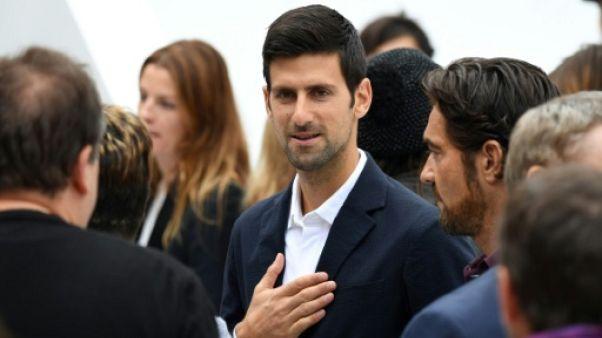 """Tennis: Djokovic """"impatient"""" de reprendre la compétition après 18 mois """"de montagnes russes"""""""