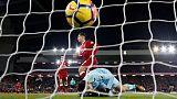 Firmino strikes twice as Liverpool crush Swansea