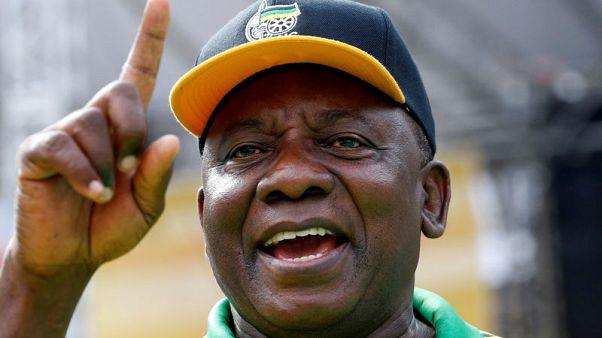 Ramaphosa, Dlamini-Zuma in tight race to lead South Africa's ruling ANC
