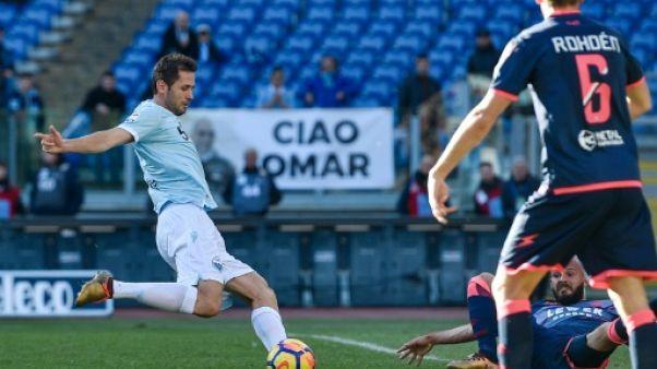 Coupe d'Italie: la Lazio obtient son ticket pour les demi-finales