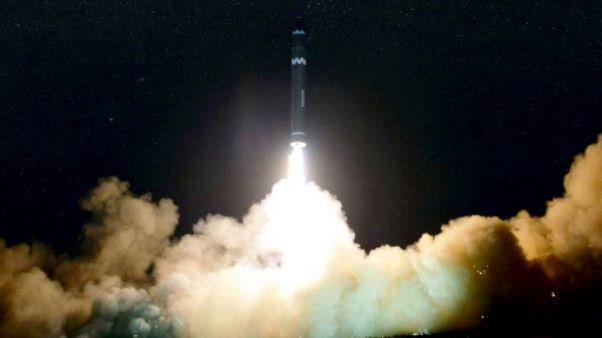 Washington sanctionne deux Nord-Coréens impliqués dans le programme balistique