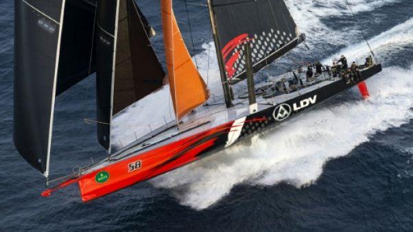"""Voile: record en vue sur une Sydney-Hobart """"incroyablement rapide"""""""