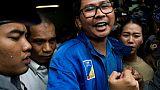 Birmanie: détention provisoire prolongée pour deux journalistes de Reuters