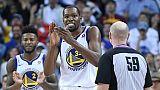 NBA: Kevin Durant a commis deux fautes non sifflées sur LeBron James