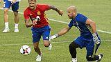 Atl.Madrid: Costa e Vitolo per fine anno