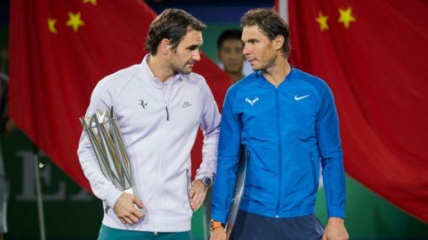 An2017: Federer et Nadal au sommet du tennis, comme au bon vieux temps