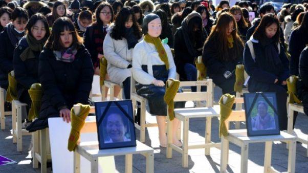 """""""Femmes de réconfort"""": Séoul pointe les lacunes de l'accord avec Tokyo"""