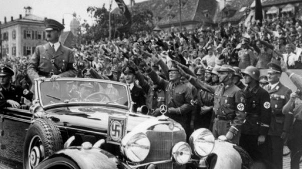 Une Mercedes d'Adolf Hitler vendue aux enchères aux Etats-Unis