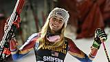 Ski: à Lienz, Shiffrin sur les lieux de son premier podium