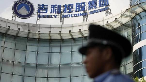 China's Geely takes $3.3 billion stake in Swedish truck maker Volvo